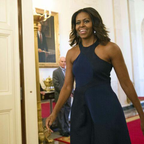 Michelle Obama: «Oscar de la Renta a redonné confiance aux femmes»