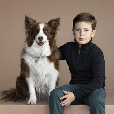 Christian de Danemark a 10 ans!