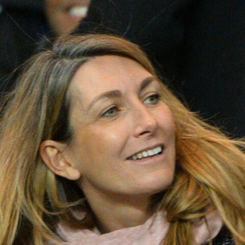 Anne-Claire Coudray aux premières loges de PSG-REAL