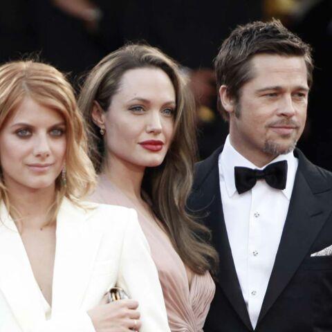 """Melanie Laurent sur Angelina Jolie et Brad Pitt: """"Ça a été dur de jouer face à eux alors que je suis une grande fan"""""""