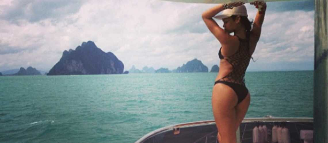 Photos – Rihanna s'éclate en Thaïlande