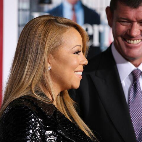 Mariah Carey: le tapis rouge de l'amour
