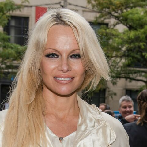 Pamela Anderson, mère protectrice