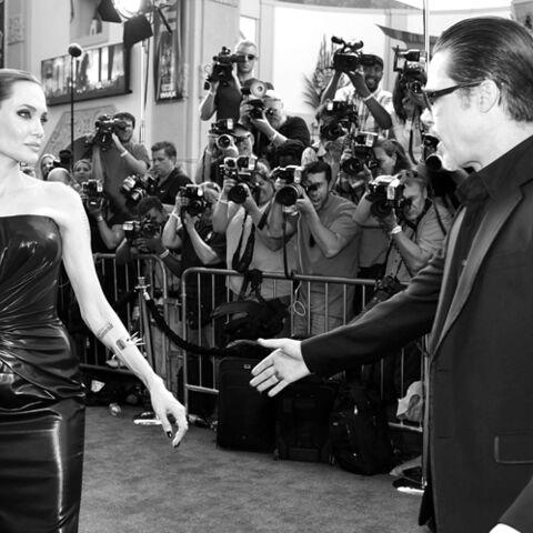 PHOTOS – Angelina Jolie et Brad Pitt: Leurs plus beaux moments sur le tapis rouge