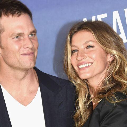 PHOTO – Gisele Bündchen toujours dingue de son mari Tom Brady