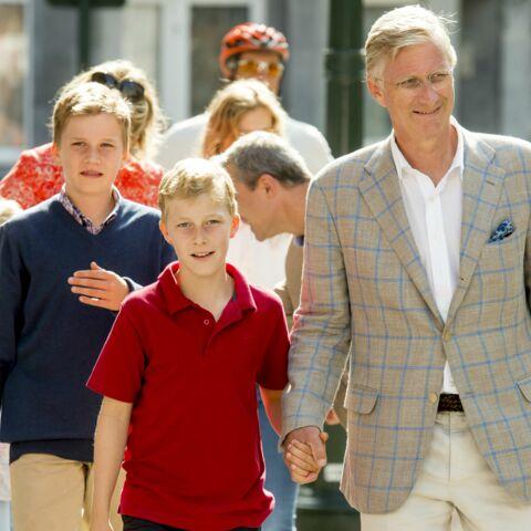Philippe de Belgique: la dyslexie de son fils Emmanuel n'est pas un tabou
