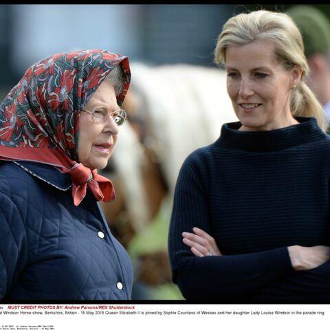 La reine Elisabeth II: incroyable, elle traite sa belle-fille Sophie de folle!