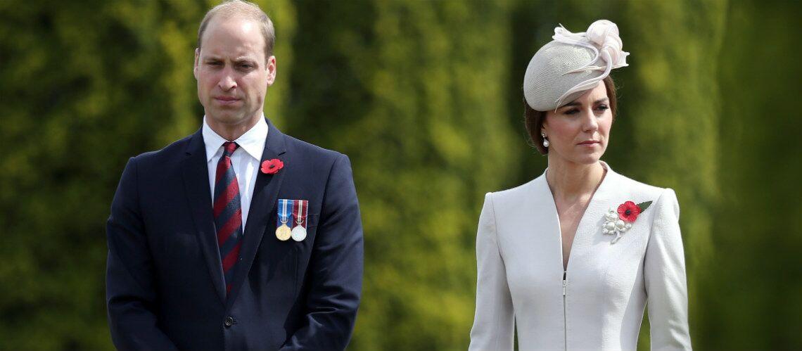 Pour protéger leurs enfants, Kate Middleton et le prince William adoptent un étrange stratagème