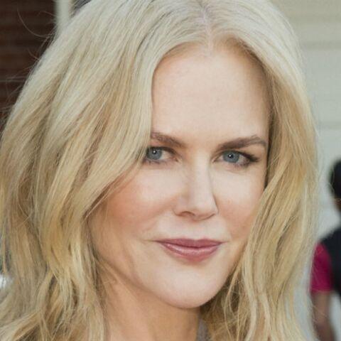 PHOTOS – Nicole Kidman, quinqua sexy en bustier en dentelle transparente