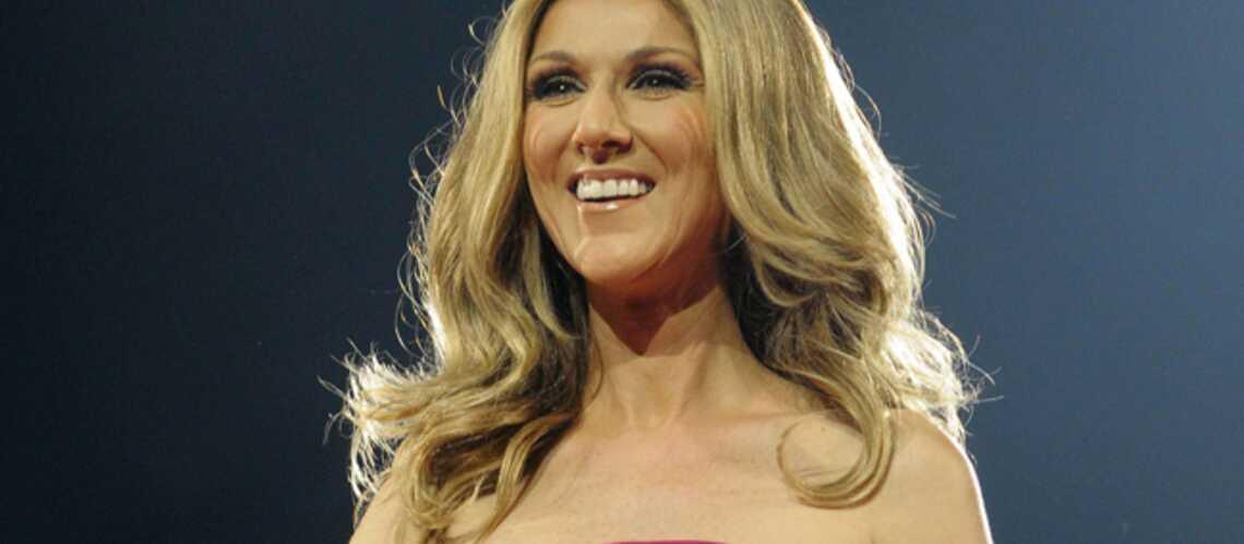 Céline Dion telle que vous ne l'avez jamais vue