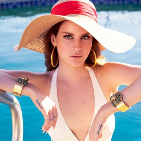 Lana Del Rey, une panthère pour Jaguar