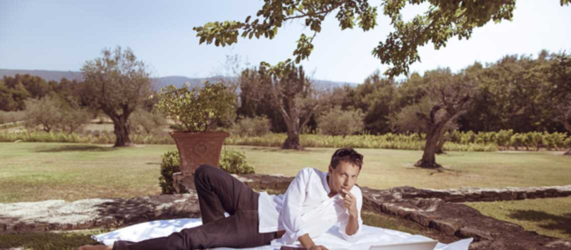 Marc-Olivier Fogiel: «je suis un jeune père épanoui, apaisé»