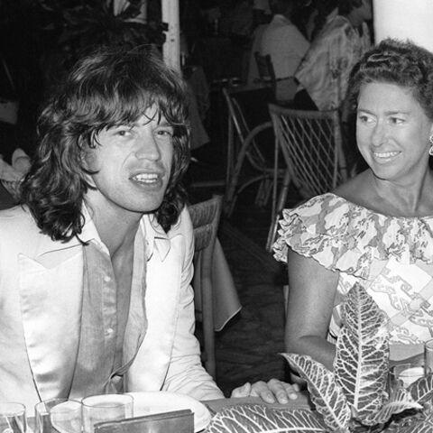 Mick Jagger: son flirt princier avec Margaret