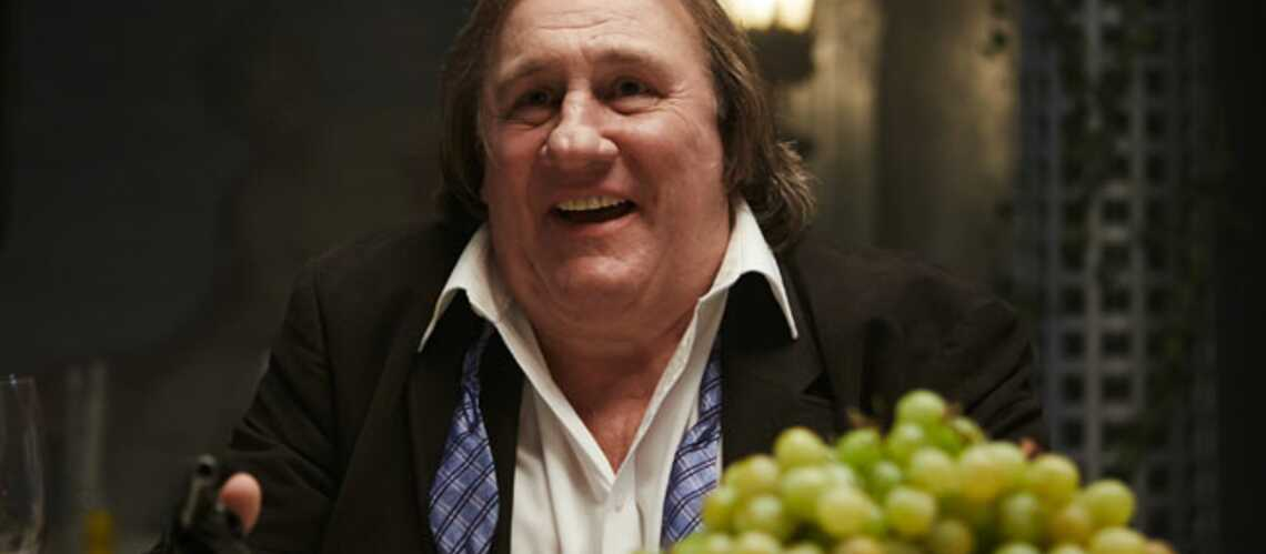 Gérard Depardieu: «Je servirais bien deux tartines de saindoux à Hollande»