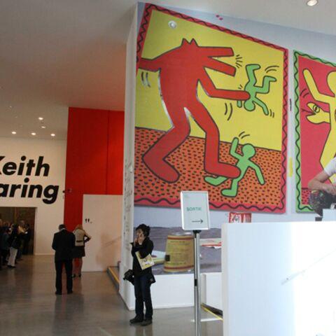 Keith Haring fait carton plein
