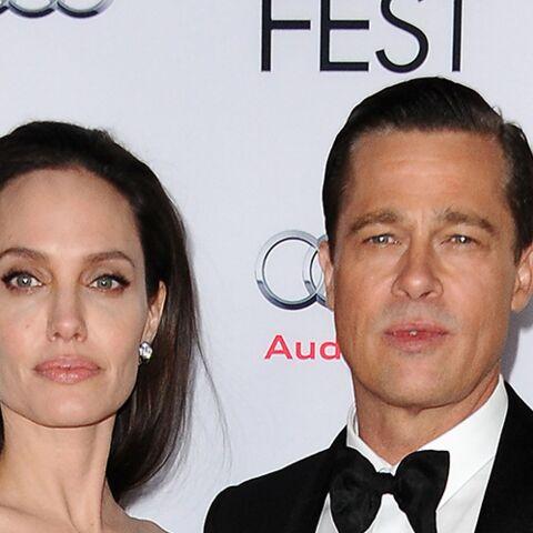 Angelina Jolie et Brad Pitt fêtent leurs noces de cuir