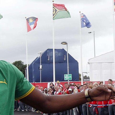 Usain Bolt accepte le défi du Prince Harry