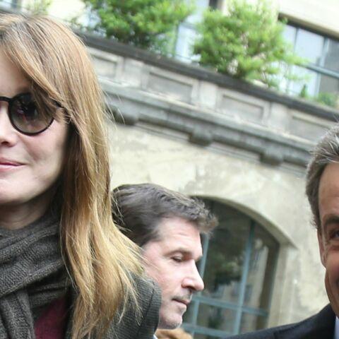 Carla Bruni et Nicolas Sarkozy: «Comme homme de ma vie, je n'ai eu que lui»