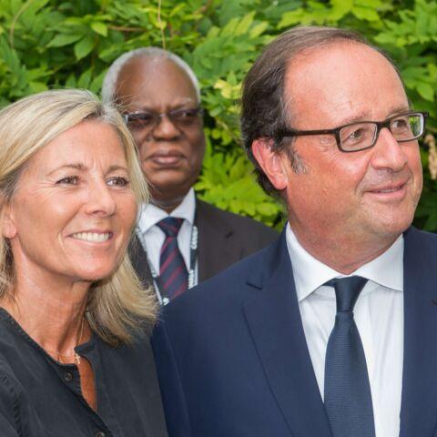 PHOTOS – François Hollande sans Julie Gayet au festival d'Angoulême