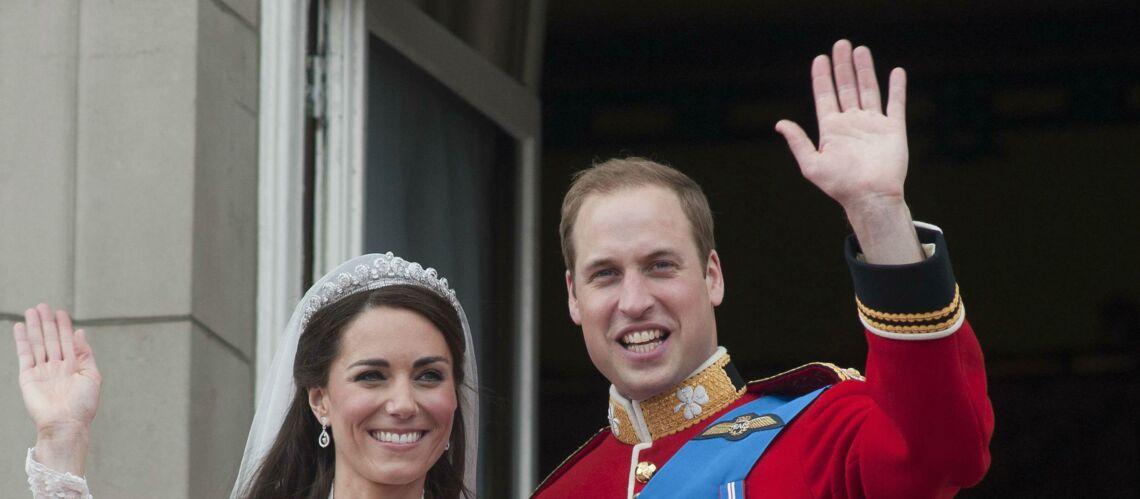 Kate Middleton et le prince William mettent en vente une part de leur gâteau de mariage vieille de six ans