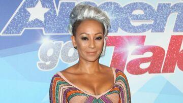 PHOTOS – Mel B, l'ex-Spice Girls, adopte les cheveux blancs