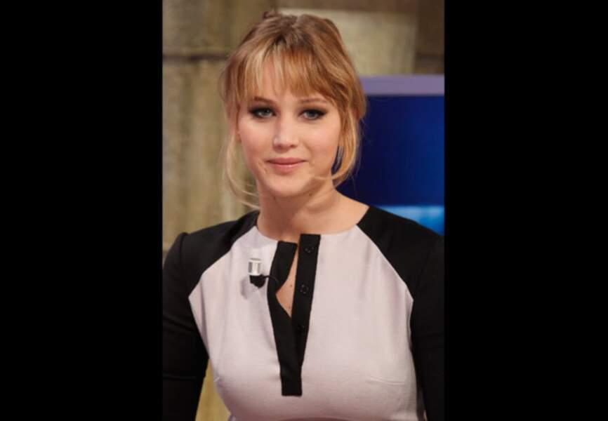 Jennifer Lawrence amazone des temps modernes