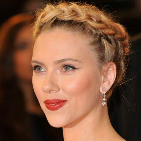 Photos: les beauty looks de Scarlett Johansson