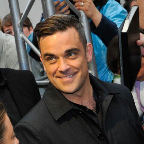 Robbie Williams, bientôt un «Angel» dans ses bras!