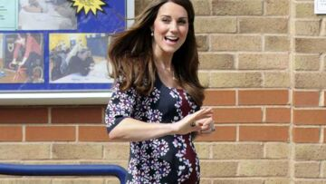 Photos- Kate Middleton enceinte et radieuse à Manchester