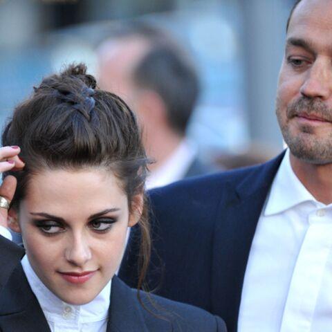 Kristen Stewart tend la main à Rupert Sanders