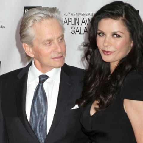 Photos- Catherine Zeta-Jones et Michael Douglas, comme au premier jour