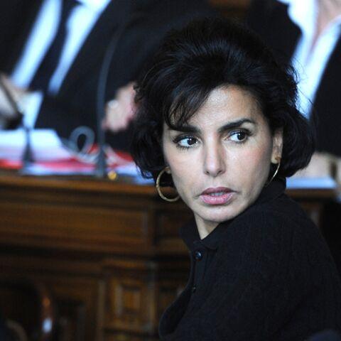 Rachida Dati très en colère