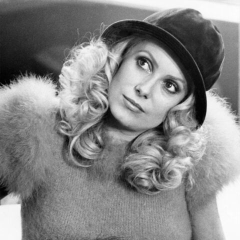 Fashion flash-back – Catherine Deneuve, dressing cocooning