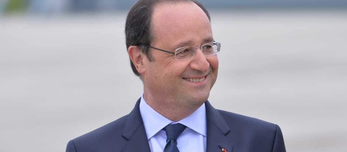 François Hollande: toujours amoureux de Valérie Trierweiler?