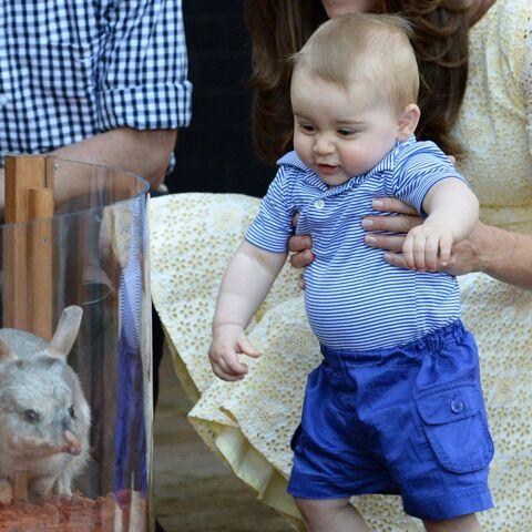 Le petit bourrelet du prince George