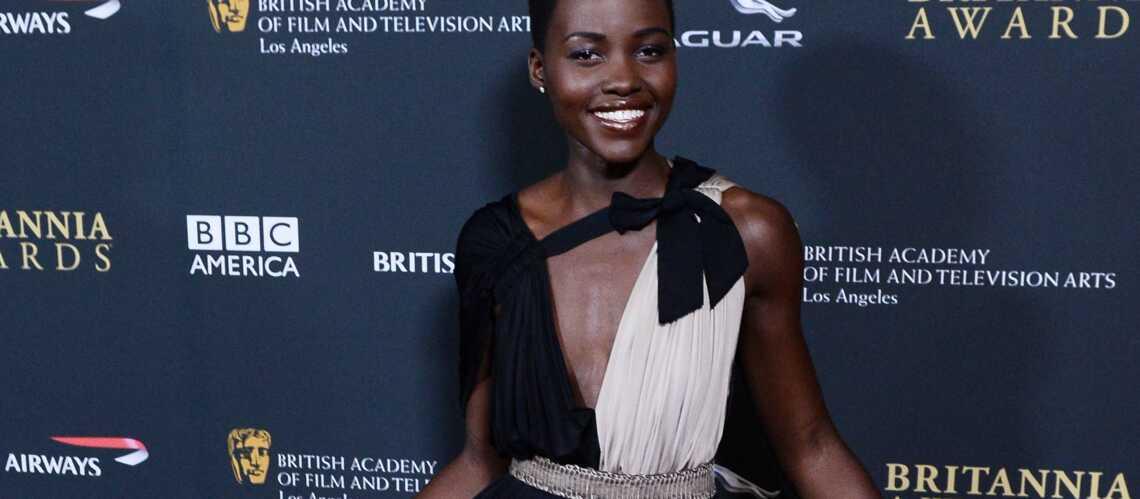 Lupita Nyong'o: most beautiful