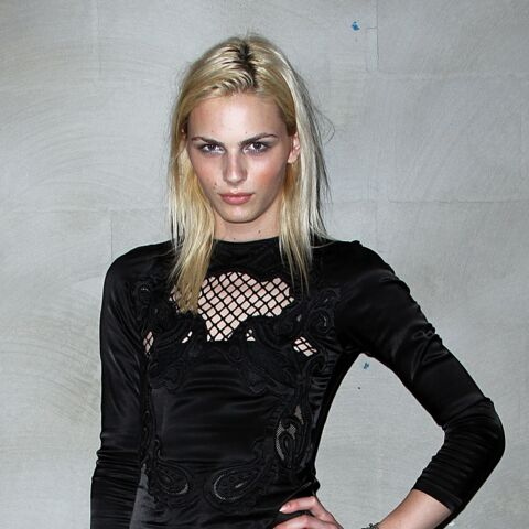 Andreja Pejic, premier mannequin transgenre dans Vogue US
