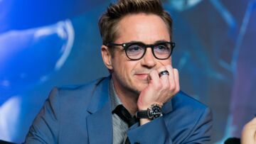 Robert Downey Jr recadre un journaliste