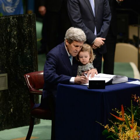 John Kerry: papi cool aux Nations Unies