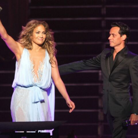 Jennifer Lopez-Marc Anthony, la paix?