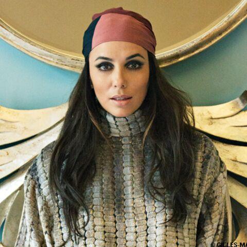 Eva Longoria en beauté pour Noël