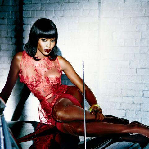 Naomi Campbell, l'ultime provocatrice
