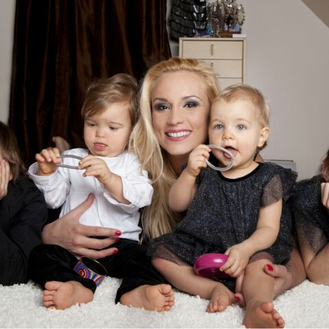 Elodie Gossuin: «Je suis prête à tout pour que ma famille ne se déchire jamais»