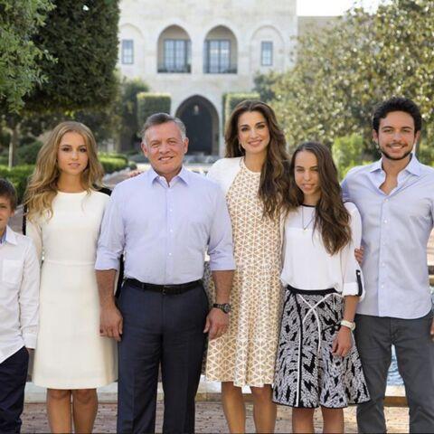 La jolie photo de la famille royale de Jordanie