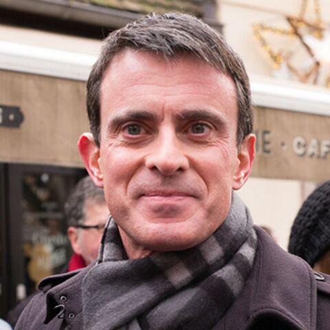 Manuel Valls réagit avec humour à son enfarinement