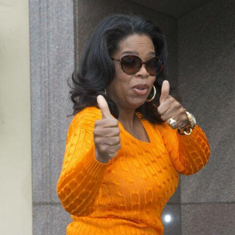 Oprah Winfrey vante le made in France