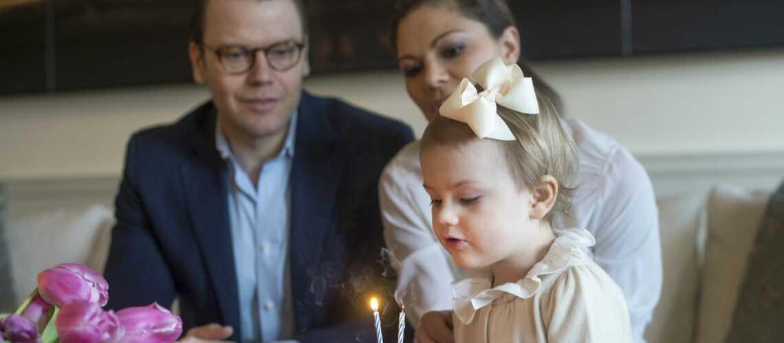Photos- Les deux ans d'Estelle de Suède