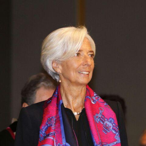 """Christine Lagarde: """"j'espère que je pourrai passer plus de temps avec ma famille"""""""