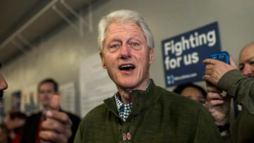 Bill Clinton, ambassadeur vegan