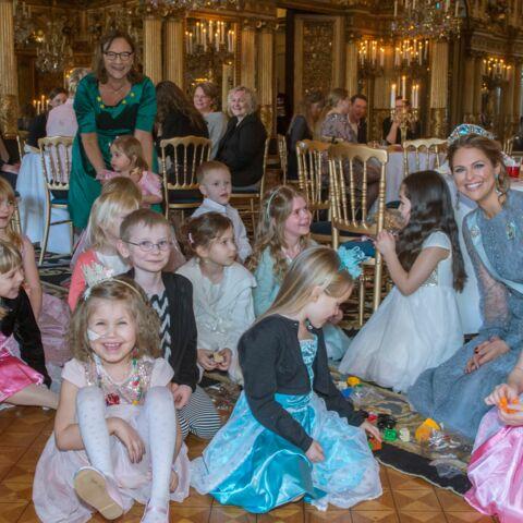 Madeleine et Leonore de Suède, princesses au grand coeur